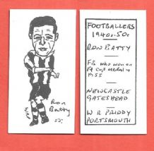 Newcastle United Ron Batty 55